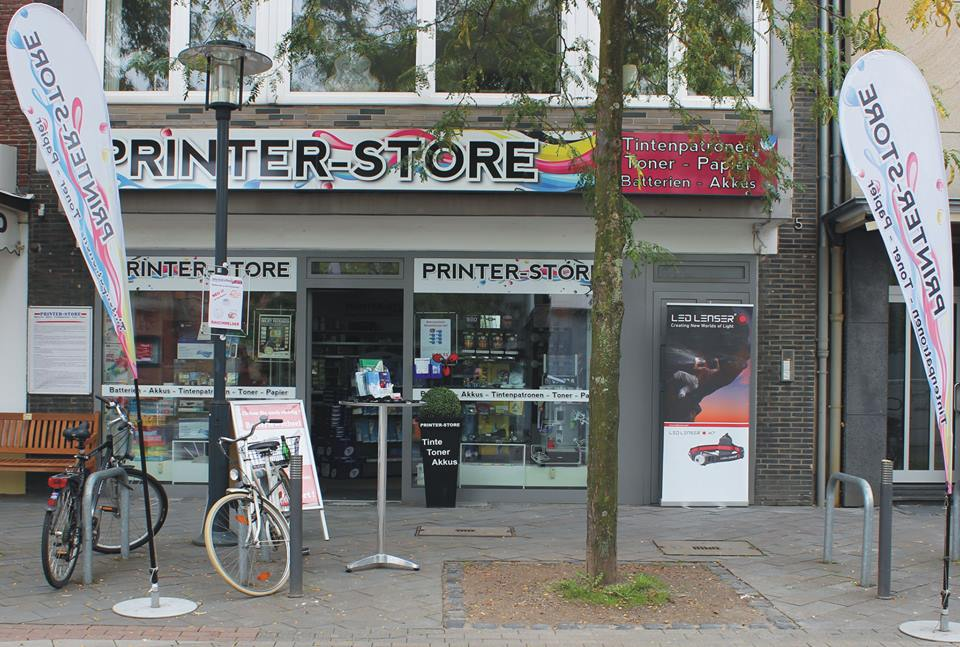Printer Store Neuss Laden